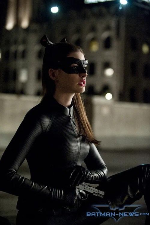 Catwoman Gun The Dark Knight Rises