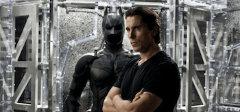 Christian Bale The Dark Knight Rises