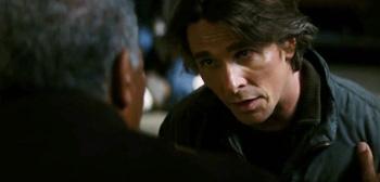 Christian Bale The Dark Knight Rises