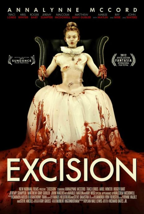Excision Movie Poster