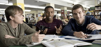Michael B. Jordan Dane DeHaan Alex Russell Chronicle