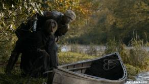 Nikolaj Coster-Waldau Gwendoline Christie Game of Thrones The Prince of Winterfell