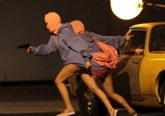 Vanessa Hudgens Robbery Spring Breakers