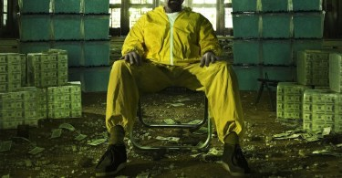 Breaking Bad Season 5 TV Show Poster