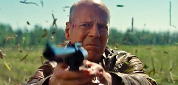 Looper 2012 Movie Trailer Bruce Willis Joseph Gordon Levitt Filmbook