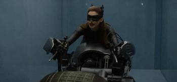 Catwoman The Dark Knight Rises