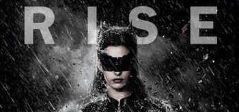 Catwoman The Dark Knight Rises Movie Poster