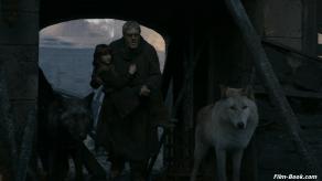 Isaac Hempstead Wright Kristian Nairn Game of Thrones Valar Morghulis