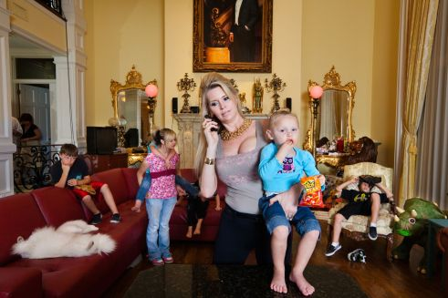 Jackie Siegel The Queen of Versailles