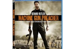 Machine Gun Preacher Blu-ray