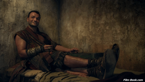 Nick E. Tarabay Spartacus Vengeance Monsters