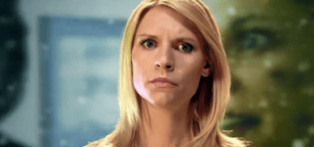 Claire Danes Homeland Season 2