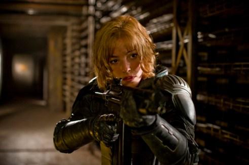 Olivia Thirlby Dredd