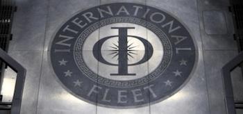 International Fleet Enders Game