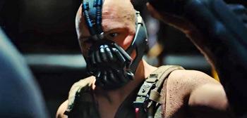 Tom Hardy The Dark Knight Rises