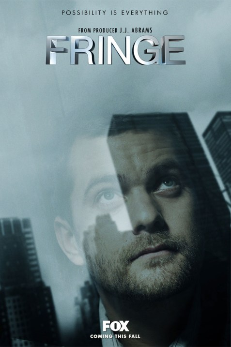 Fringe Season 1 TV show poster