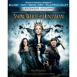 Snow White and the Huntsman Bluray