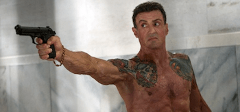 Sylvester Stallone Bullet to the Head