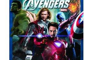 The Avengers Bluray