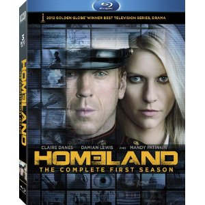 Homeland The Complete First Season