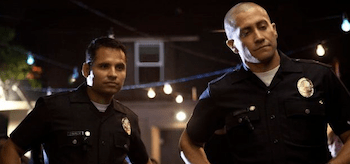 Jake Gyllenhaal Michael Pena End of Watch