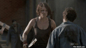 Lauren Cohan The Walking Dead Seed