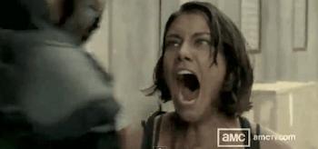 Lauren Cohan The Walking Dead Seed