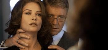 Russell Crowe Catherine Zeta-Jones Broken City