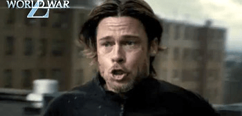 Brad Pitt World War Z