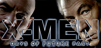 Ian McKellen Patrick Stewart X-Men Days Of Future Past