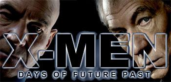 Ian McKellen Patrick Stewart X-Men Days Of Future Past