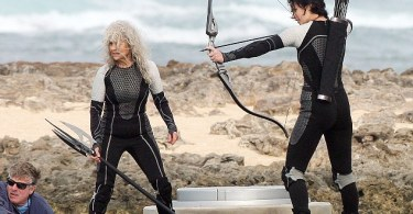 Jennifer Lawrence Lynn Cohen The Hunger Games Catching Fire