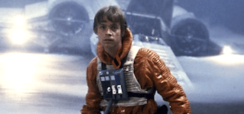 Mark Hamill Star Wars The Empire Strikes Back