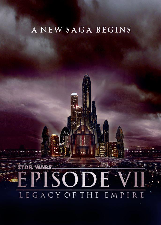 Star Wars 9 Poster
