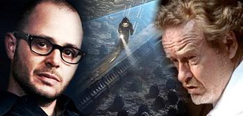 Damon Lindelof Ridley Scott Prometheus