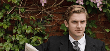 Dan Stevens Downton Abbey