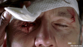 David Morrissey Eye The Walking Dead Made to Suffer