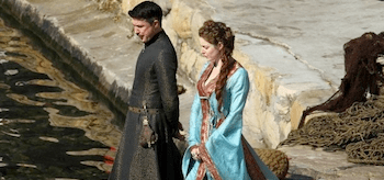 Esme Bianco Aidan Gillen Game of Thrones Season 3