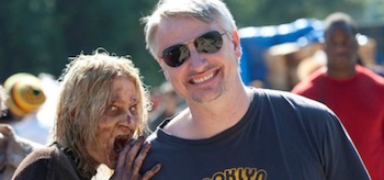 Glen Mazzara The Walking Dead