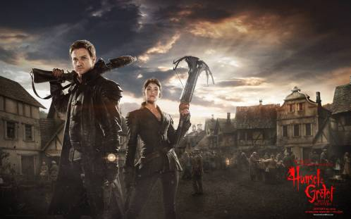 Jeremy Renner Gemma Arterton Hansel and Gretel Witch Hunters