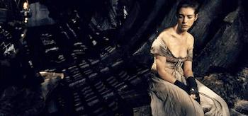 Anne Hathaway Les Miserable