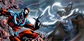 Ant-Man Doctor Strange