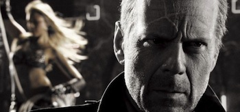 Bruce Willis Sin City