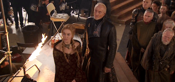 Charles Dance Lena Headey Game of Thrones