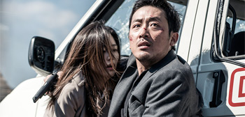 Gianna Jun Ha Jeong-woo The Berlin File