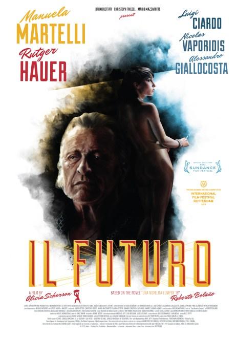 IL Futuro movie poster