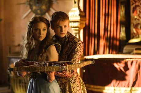 Jack Gleeson Natalie Dormer Game of Thrones
