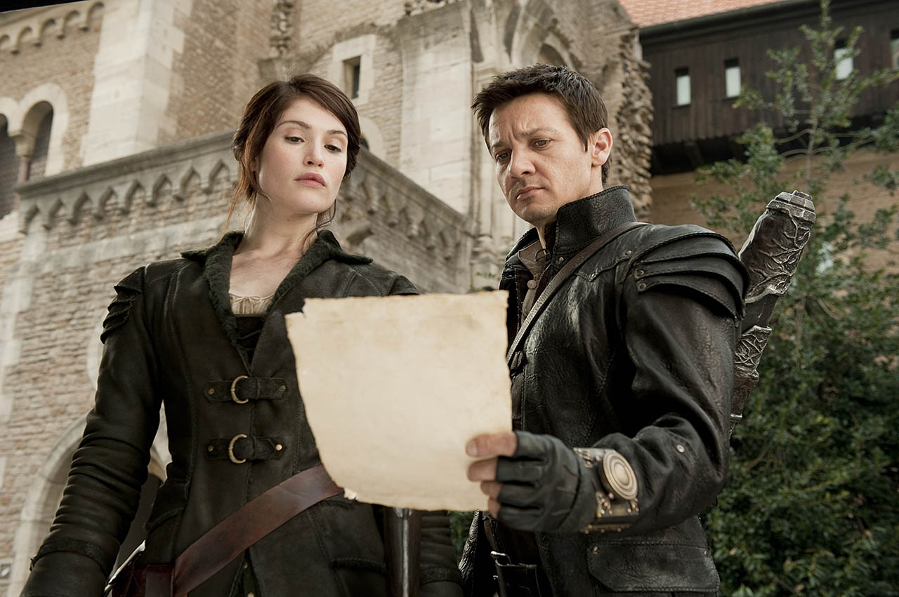 Review: Hansel & Gretel: Witch Hunters   KPBS