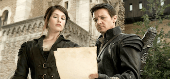 Gemma Arterton Jeremy Renner Hansel and Gretel Witch Hunters