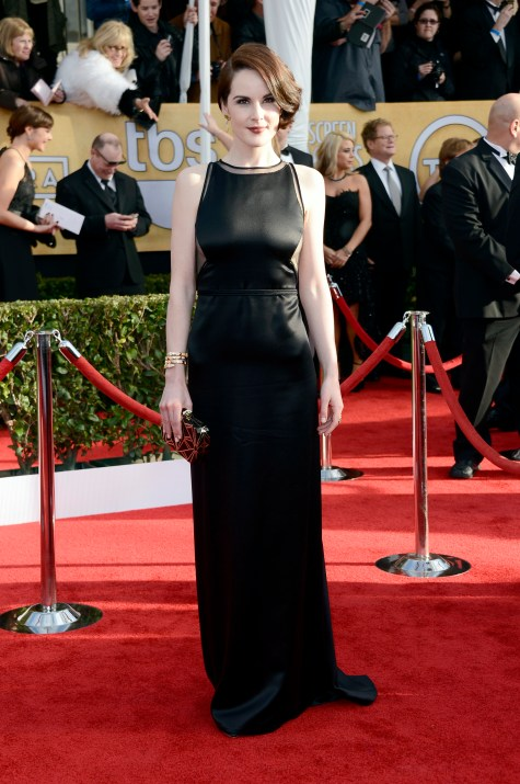 Michelle Dockery Screen Actors Guild Awards 2013